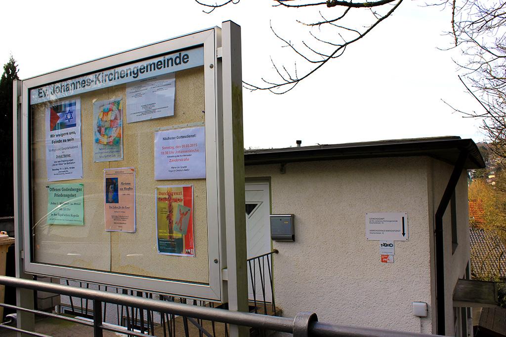 Johannes-Kirchengemeinde-Bonn-Gemeindebuero
